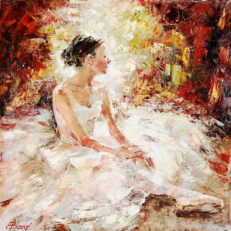 Elena Bond: Ballerina Dream