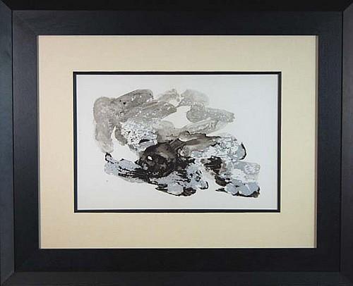 ARTIST: Francois Fiedler (1921-2001) TITLE: Untitled 4