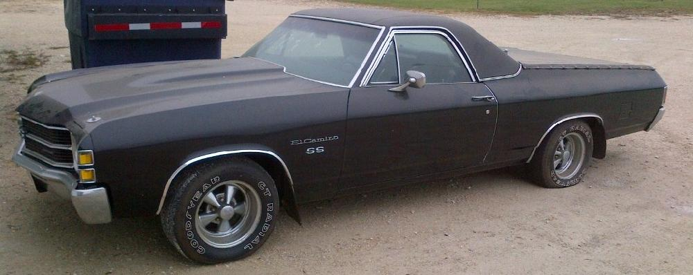 71 Chevy El Camino