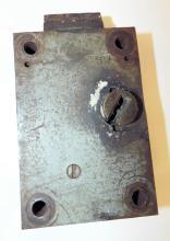 Iron Lock From Columbus Penitentiary