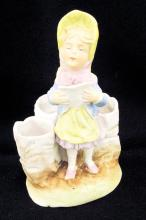 Hand Painted Porcelain Figurine