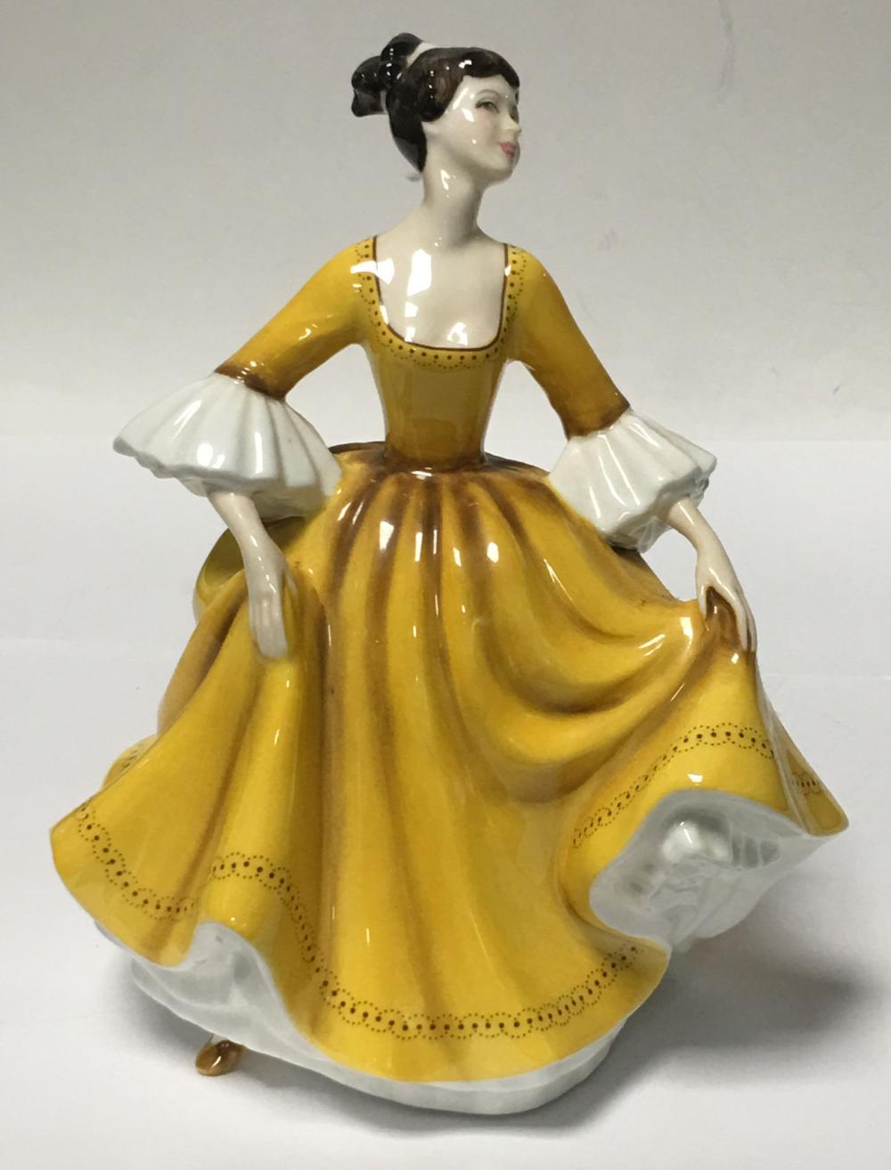 Royal Doulton Figurine, Stephanie