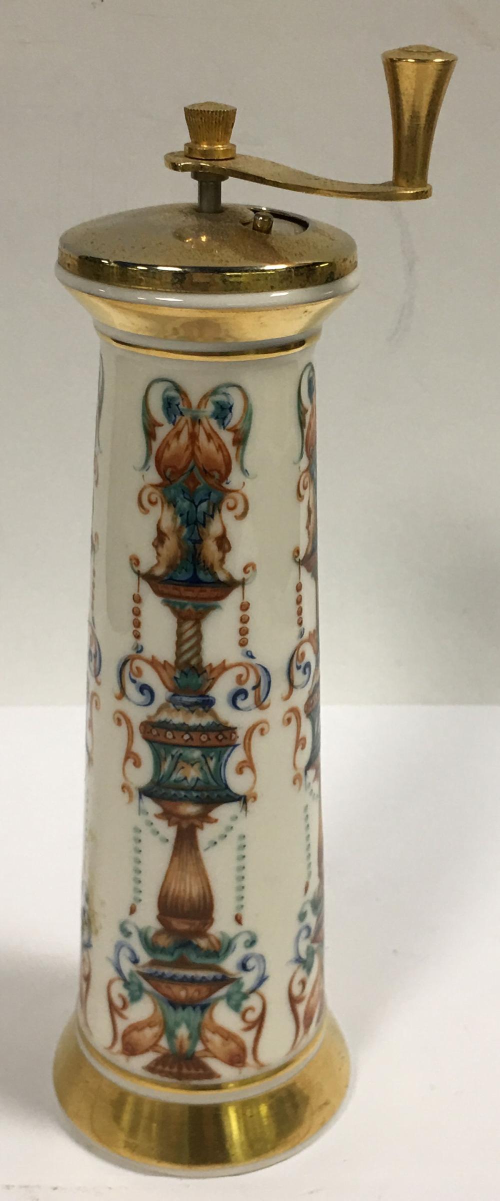 Lenox Porcelain Pepper Grinder