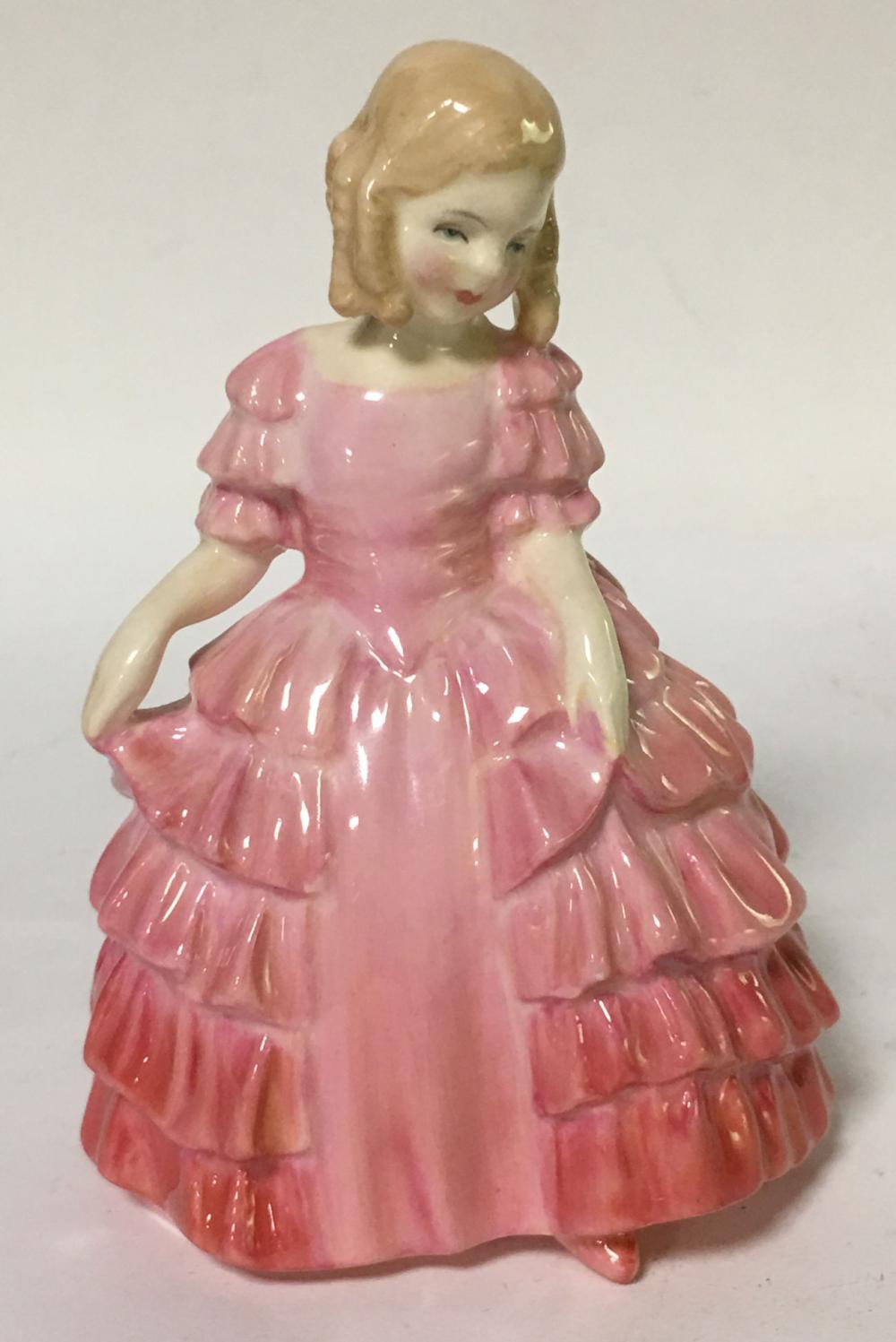Royal Doulton Figurine, Rose
