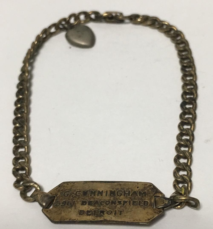 12k Gold Filled Bracelet