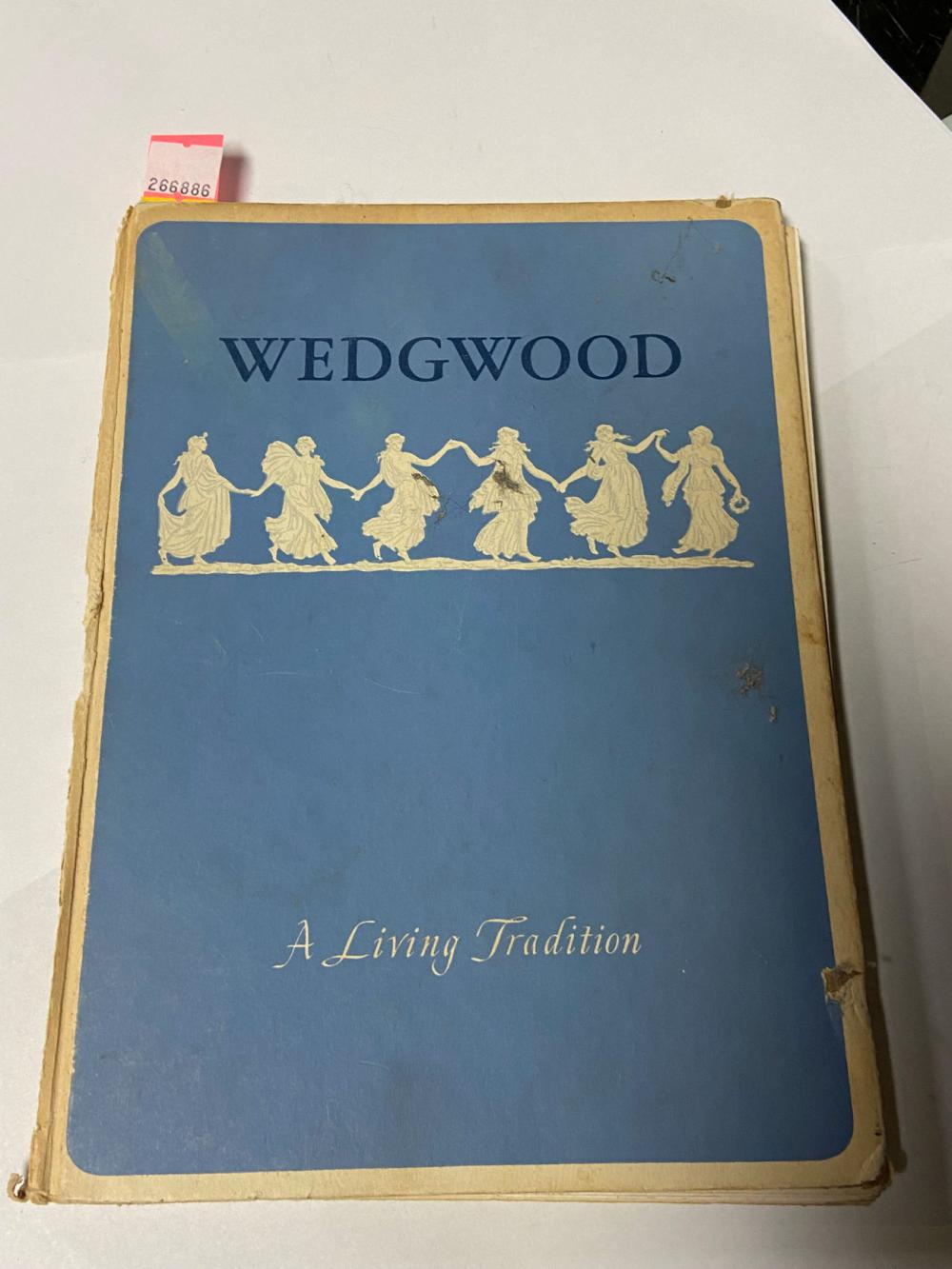 Wedgwood A Living Tradition