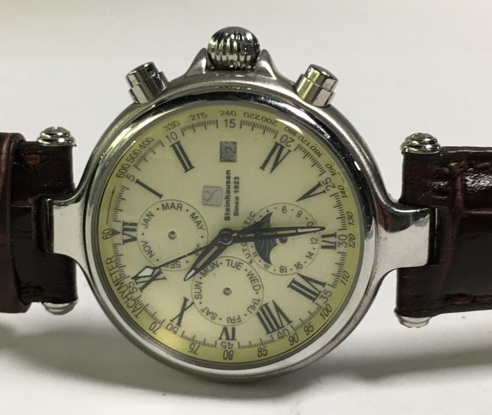 Steinhaussen Wrist Watch