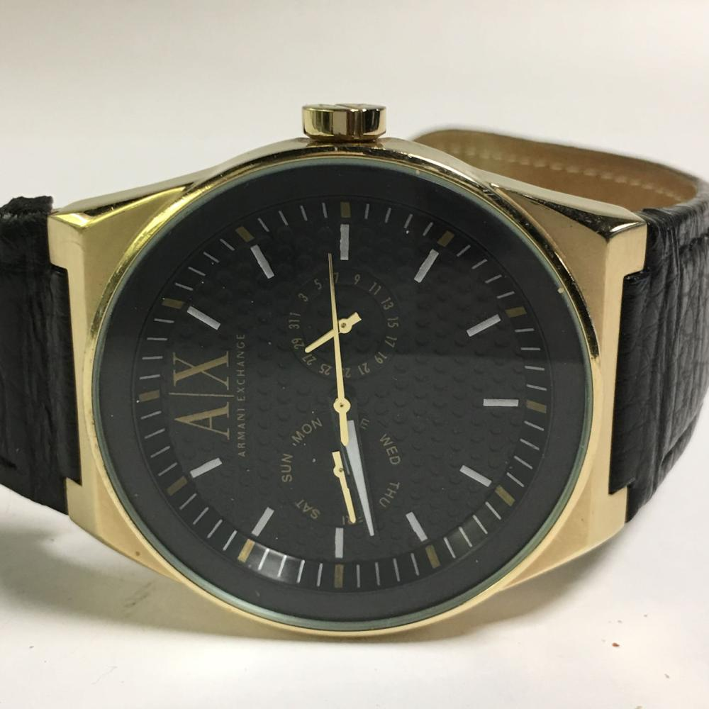 Stainless Steel Armani Watch