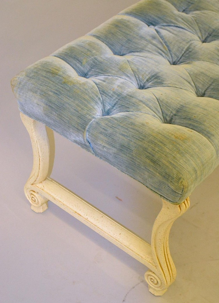 Widdicomb arm chair matching bedroom bench for Matching arm chairs