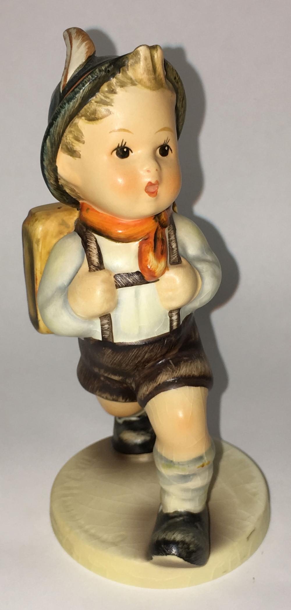 Hummel Figurine School Boy