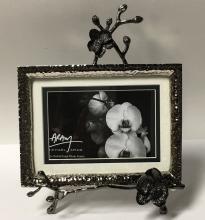 Michael Aram Orchid Easel Photo Frame