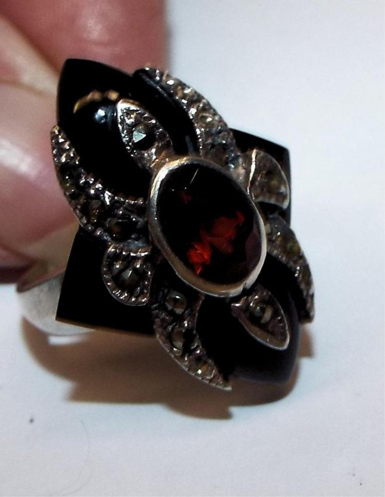 Stunning and Unusual Marcasite Jewelry Meaning History and Healing