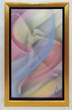 Noel Oil On Canvas, Movimiento