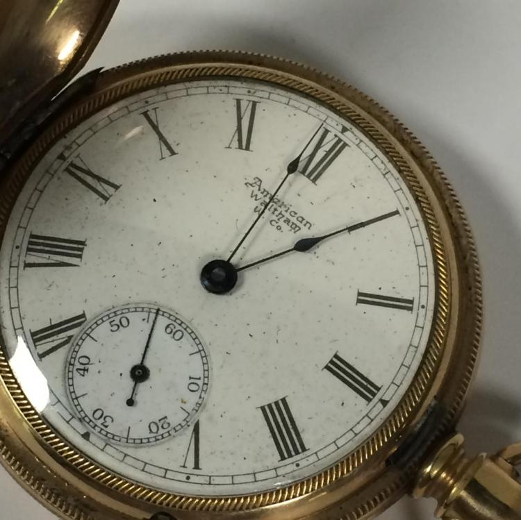 dating american waltham pocket watches Beautiful antique atlas 14k gold filled full hunter pocket watch dating  antique 1901 sterling silver huge waltham pocket watch  1904 elgin pocket watch 15j.