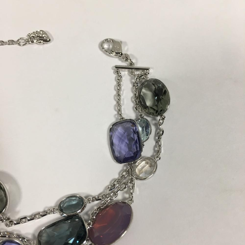 Swarovski Crystal 3 Strand Bracelet
