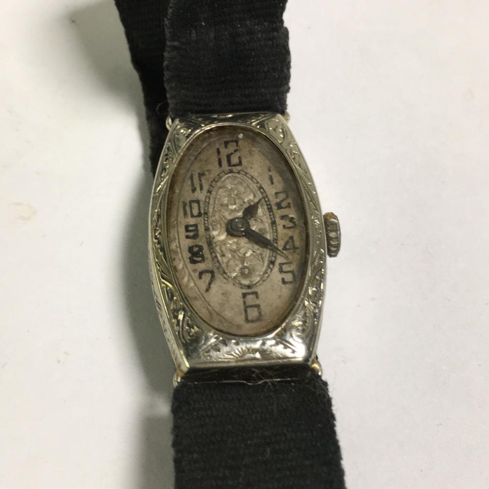 18k Gold Victorian Wrist Watch