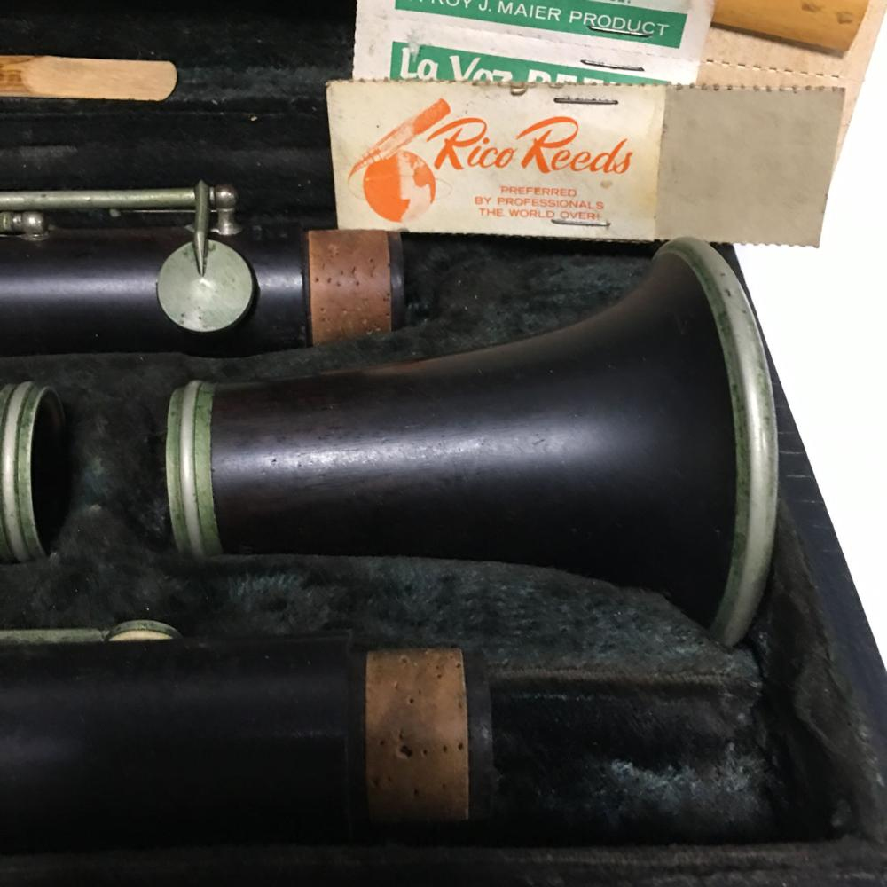 Rampone Milano Clarinet In Case