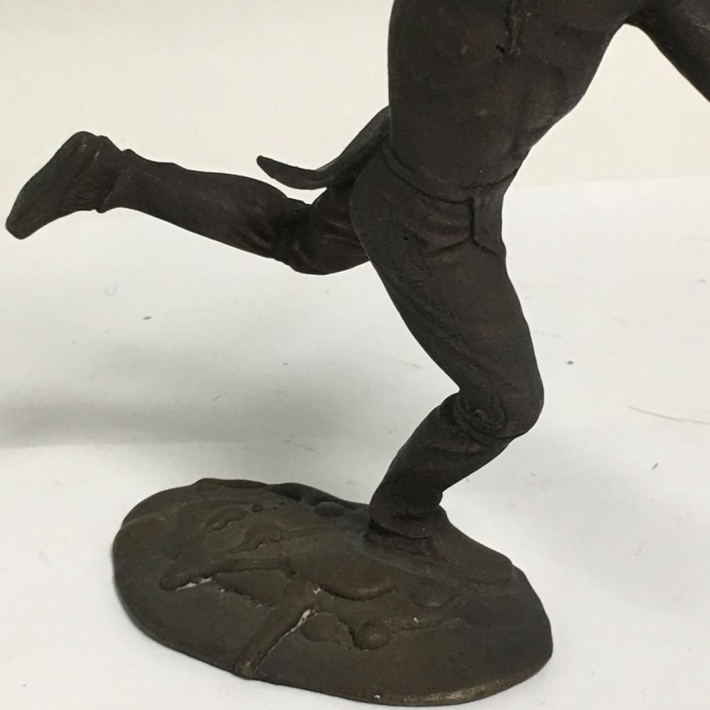 Bronze Sculpture Of Indian