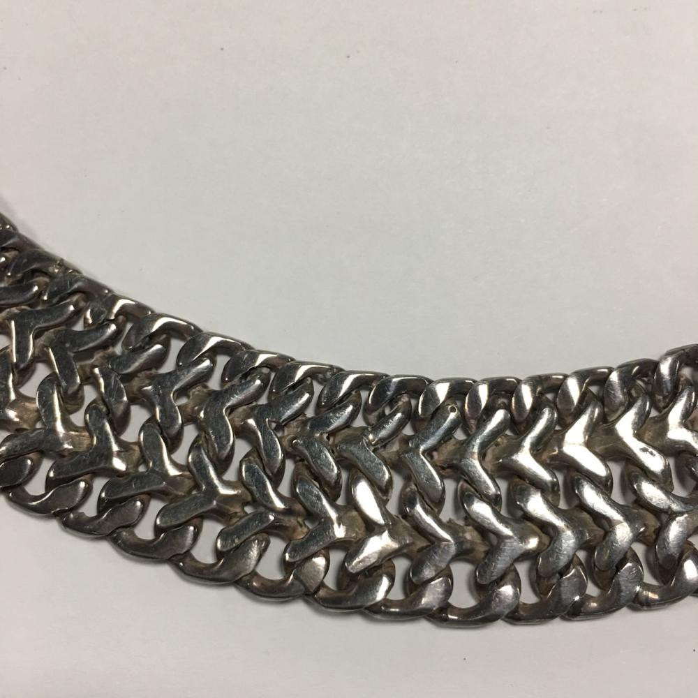 Mexico Sterling Silver Necklace