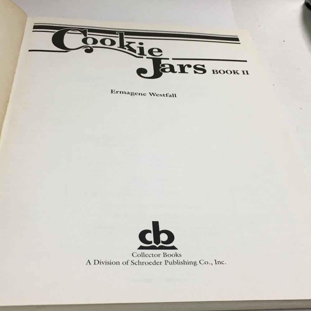 Cookie Jars Book Ii