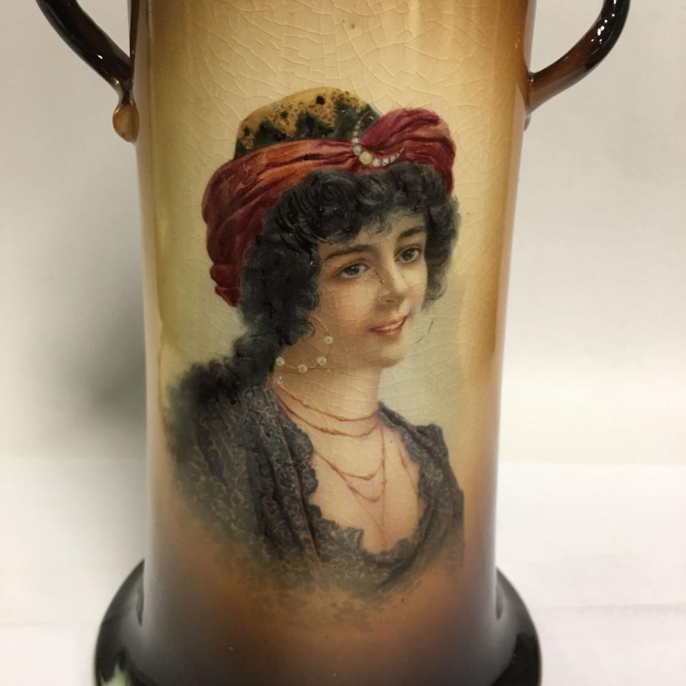 Warwick Portrait Vase