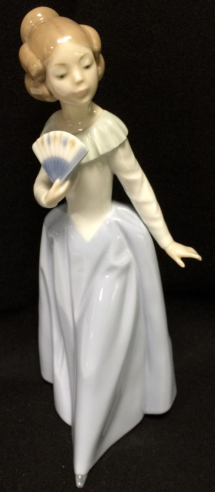 Nao by lladro hand made porcelain figurine - Consider including lladro porcelain figurines home decoration ...