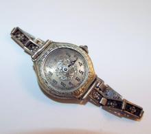 Bulova Gold Filled Wrist Watch