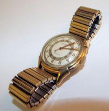 Gruen Veri Thin Precision Wrist Watch