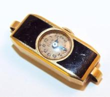 Elgin 17 Jewels Watch Face