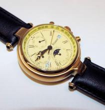 Stauer Wrist Watch In Original Case