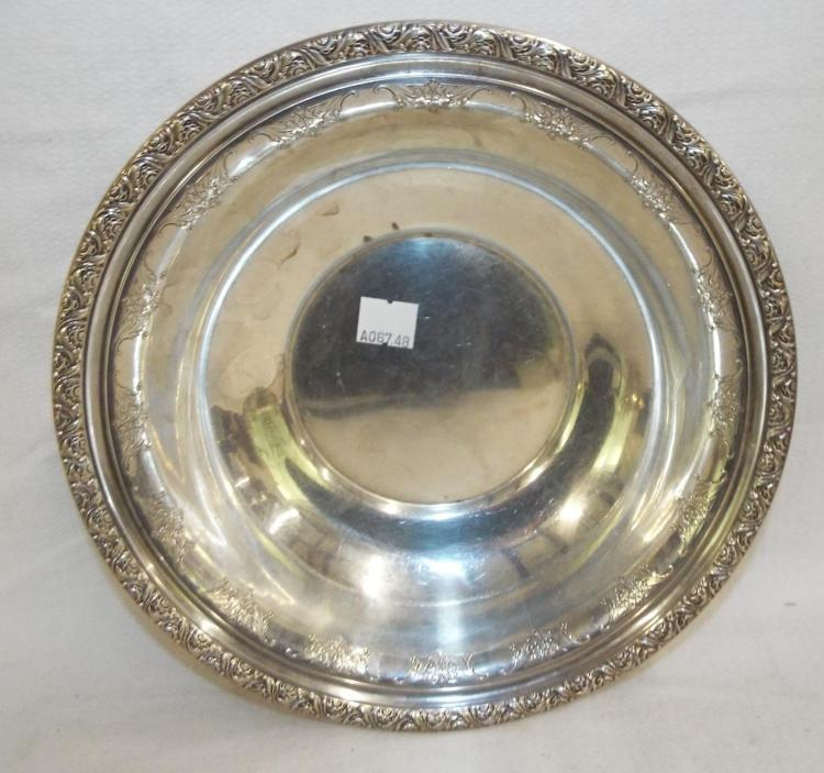 Alvin Sterling Silver Bowl