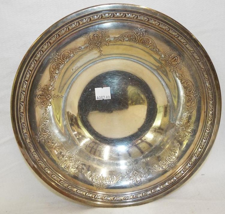 Towle Sterling Silver Bowl