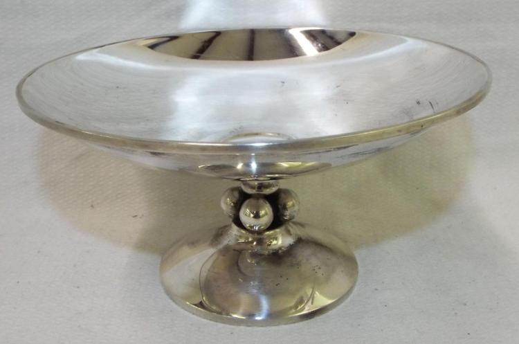 Durham Sterling Silver Footed Compote