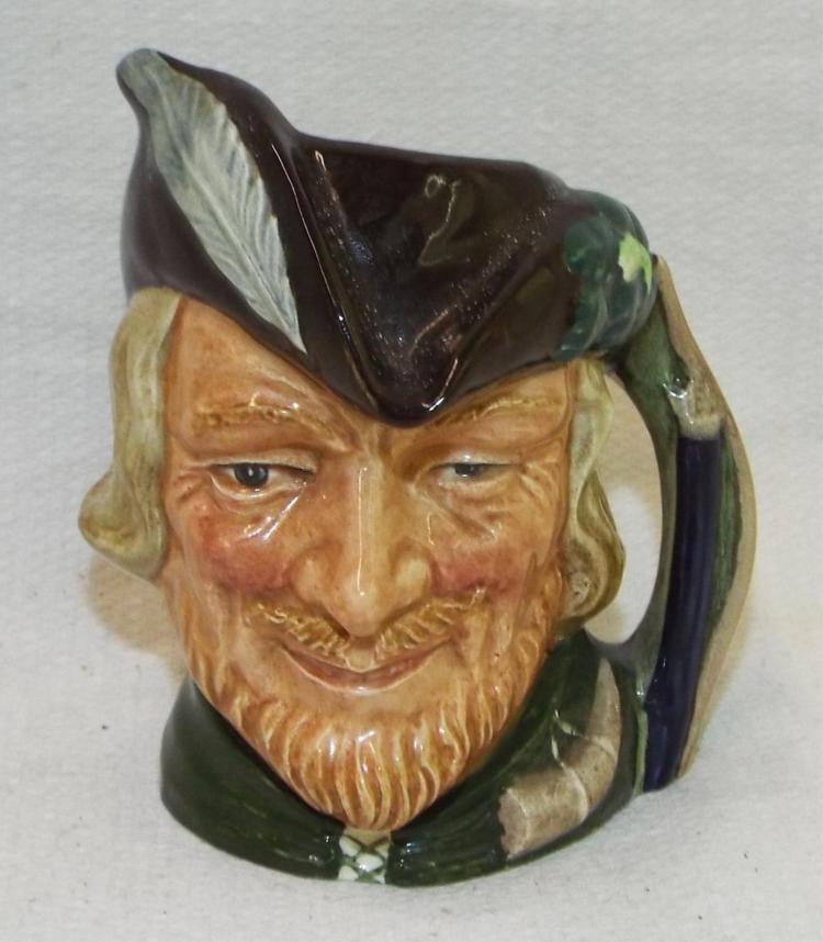 Royal Doulton Character Mug, Robin Hood