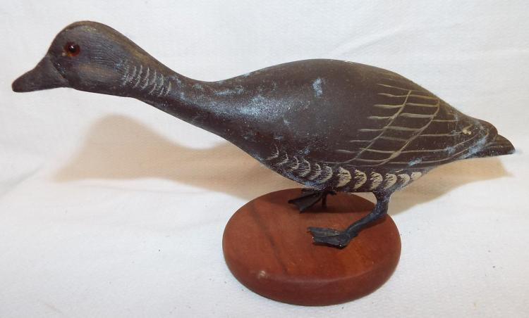 Bob Lee Hand Carved And Painted Duck