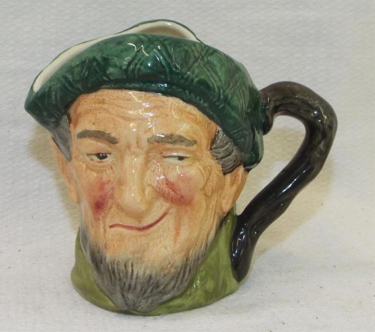 Royal Doulton Character Mug, Auld Mac