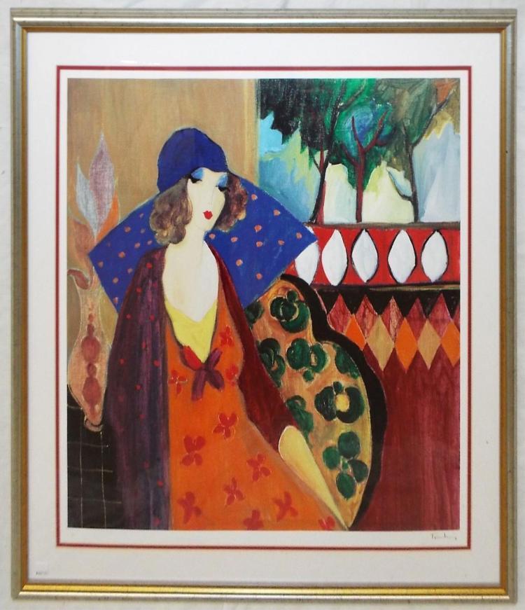 Tarkay Print