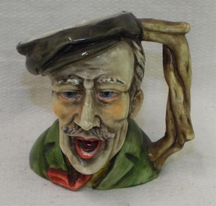 Hand Painted Character Mug