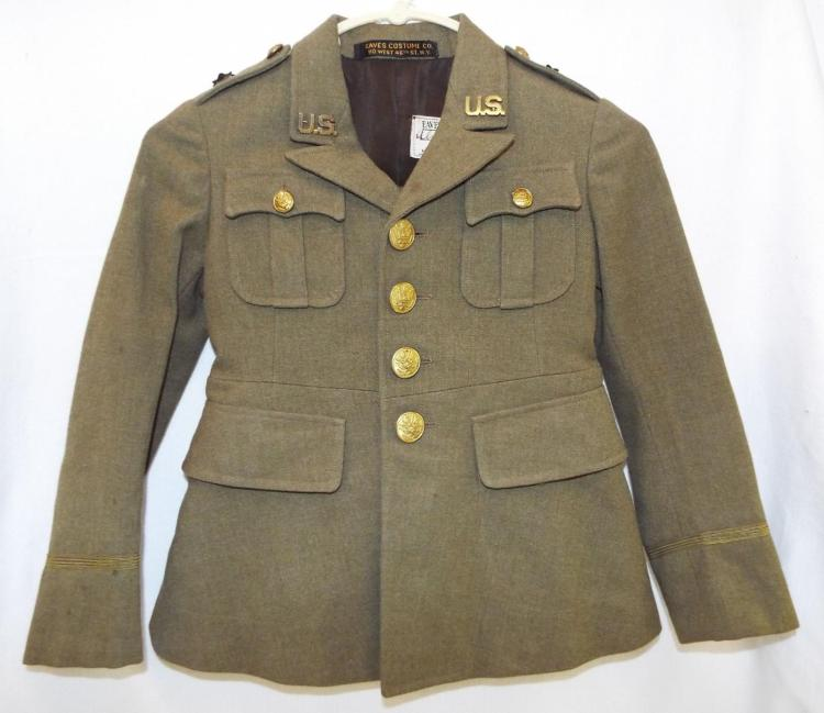 Eaves Costume Co. Uniform Jacket And Pants