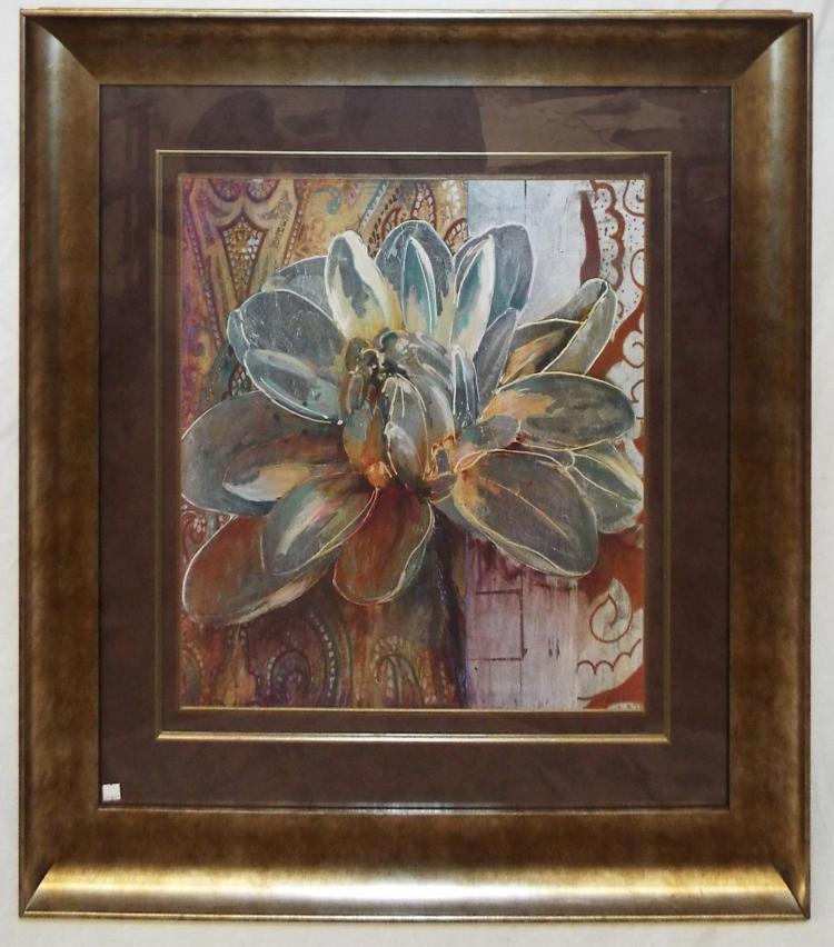 Georgie Floral Print