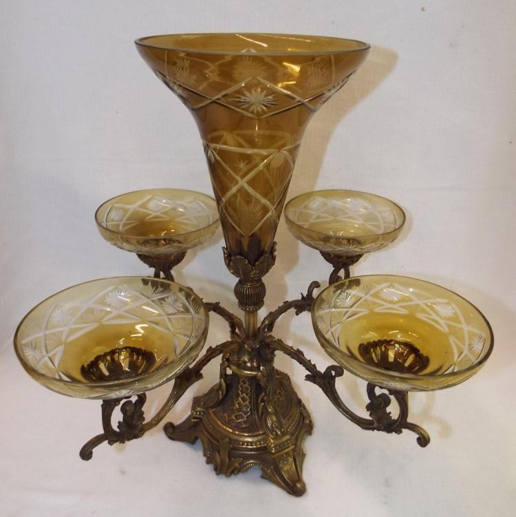 Cut To Clear Epergne