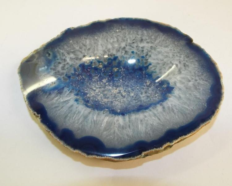 Collectible Rock / Mineral, Polished, Blue