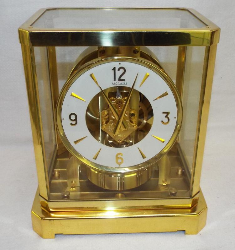 Le Coultre Atmos Mantle Clock