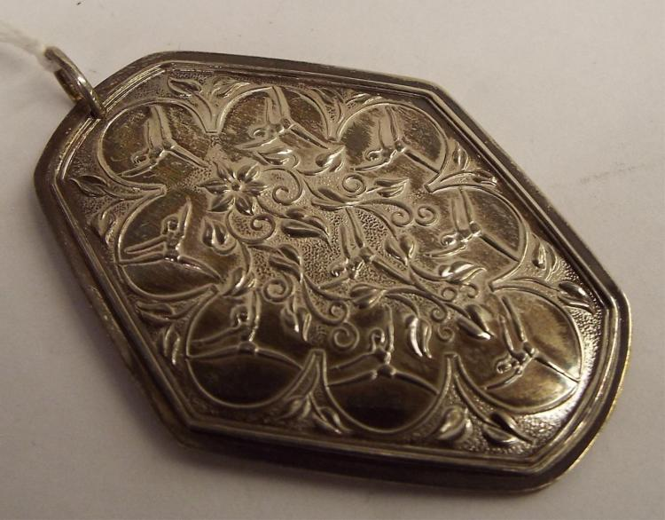 Towle Sterling Silver 1979 Christmas Pendant