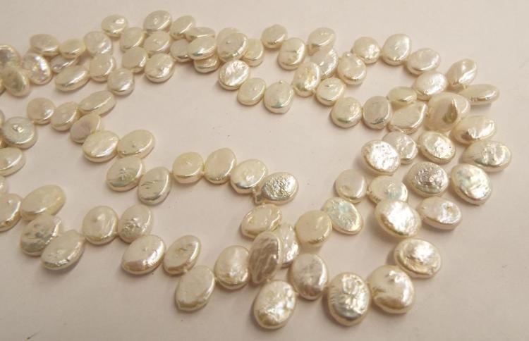 Two Strand Pearl Necklace