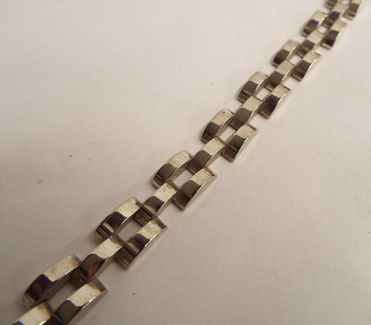 Mexico Sterling Silver Bracelet