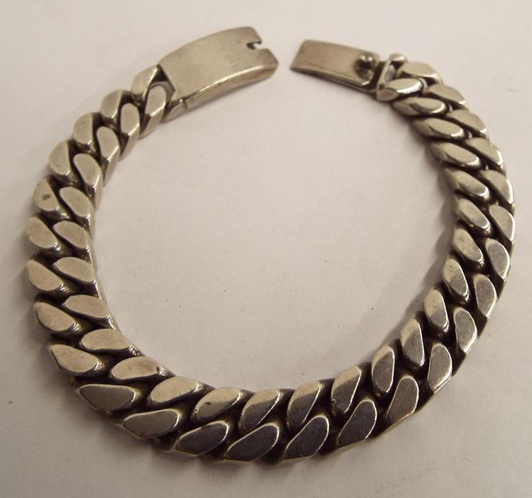 Mexico Sterling Silver Bracelet