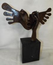 Salvador Dali Bronze Sculpture