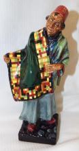 Royal Doulton Figure, Carpet Seller