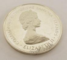 1971 Two Dollar Silver Coin, Bahama Islands